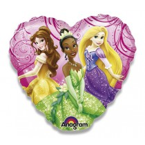 Fóliový balónek - Princezny