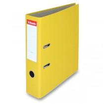 Pákový pořadač Esselte  Economy žlutý