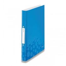 2kroužkový pořadač Wow modrý