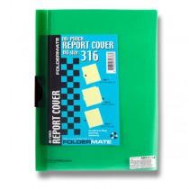 Rychlovazač FolderMate PopGear A4 zelený