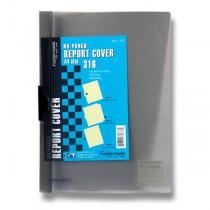 Rychlovazač FolderMate PopGear A4 kouřový