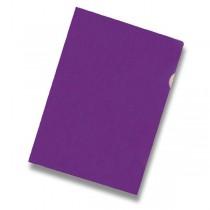 Zakládací obal L - A4, 10 ks fialový