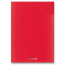 Zakládací obal L FolderMate Color Office, 5 ks červený