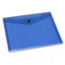 Spisovka s drukem FolderMate PopGear modrá, A5