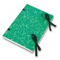 Desky s tkanicí Hit Office zelené