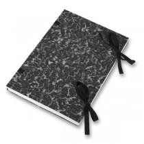 Desky s tkanicí Hit Office černé