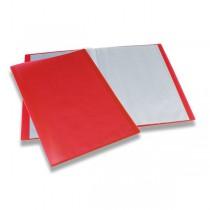 Katalogová kniha FolderMate Color Office červená