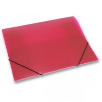 3chlopňové desky FolderMate Color Office červené