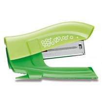Sešívačka Maped Greenlogic Mini na 12 nebo 15 listů, blistr, mix barev