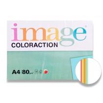 Barevný papír Image Coloraction - Mix pastel 80 g, 5 x 20 listů