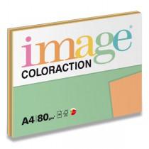 Barevný papír Image Coloraction - Mix intenzivní 80 g, 5 x 20 listů