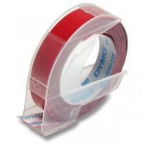 Dymo - pásky pro štítkovač Omega červená