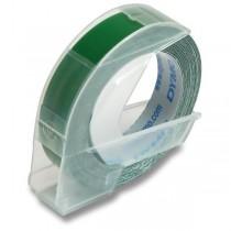Dymo - pásky pro štítkovač Omega zelená