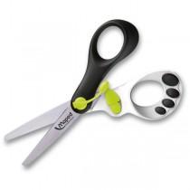 Nůžky Maped Koopy - motiv Panda 13 cm, blistr