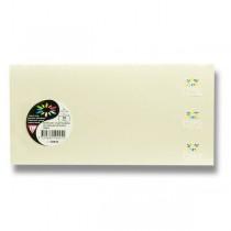 Obálka Clairefontaine perleťová perleťová krémová, DL