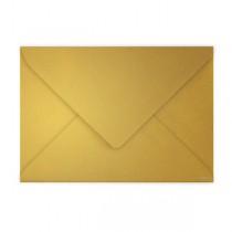 Barevná obálka Clairefontaine zlatá, C5