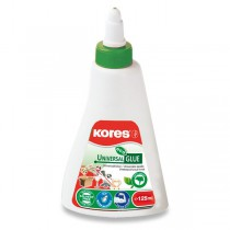 Lepidlo Kores Universal Glue Eco 125 ml