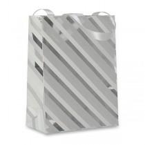 Dárková taška Premium White 170 x 60 x 220 mm