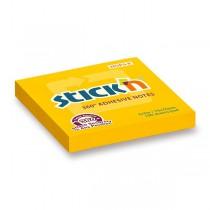 Samolepicí bloček Hopax Stick'n Notes 360 oranžový