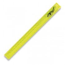 Reflexní pásek Compass Roller žlutý