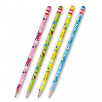 Tužka Kores Grafitos tvrdost HB (číslo 2), mix barev