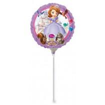 Fóliový party balónek - Sofia průměr 23 cm