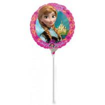 Fóliový party balónek - Frozen průměr 23 cm