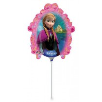 Fóliový party balónek 3D - Frozen