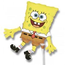 Fóliový 3D balónek - Sponge Bob