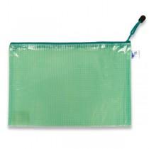 Síťovaná plastová obálka Karton P+P zelená