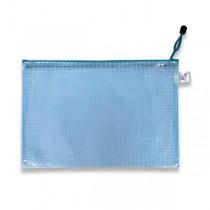 Plastová obálka modrá