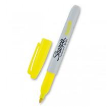 Permanentní popisovač Sharpie Neon žlutý