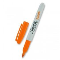 Permanentní popisovač Sharpie Neon oranžový