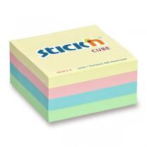Samolepicí bloček Hopax Stick'n Pastel Notes 76 × 76 mm, 400 listů