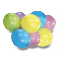 Nafukovací balónky 8 ks