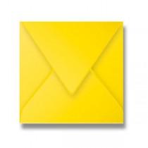Barevná obálka Clairefontaine žlutá, 165 × 165 mm
