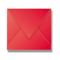 Barevná obálka Clairefontaine červená, 165 × 165 mm