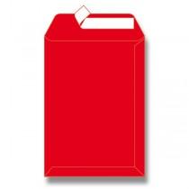 Barevná obálka Clairefontaine červená, C4