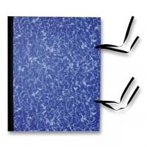 Desky s tkanicí A3, modré