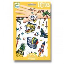 Tetování Djeco Bang Bang