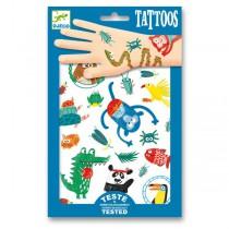 Tetování Djeco V jungli