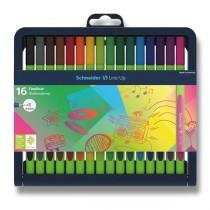 Liner Schneider Line-up sada 16 barev