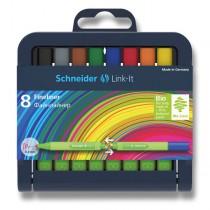 Liner Schneider Link-It sada 8 barev
