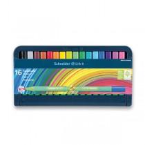 Popisovač Schneider Link-It sada 16 barev