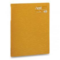 Katalogová kniha FolderMate Nest zlatožlutá