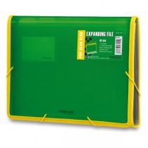 Aktovka na dokumenty FolderMate Pop Gear Plus zelená