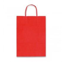 Dárková taška Allegra Light červená, M