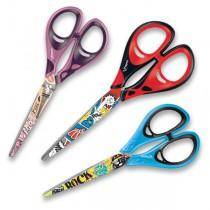 Nůžky Maped Tatoo Teens 16 cm, mix motivů