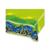 Plastový ubrus Želvy Ninja 120×180 cm