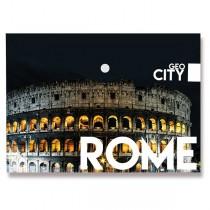 Spisové desky Design s drukem Řím, A4